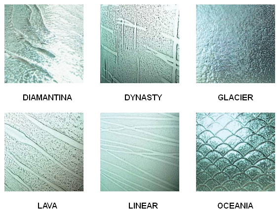 Holland Plastics Architectural Acrylic Sheet Styles