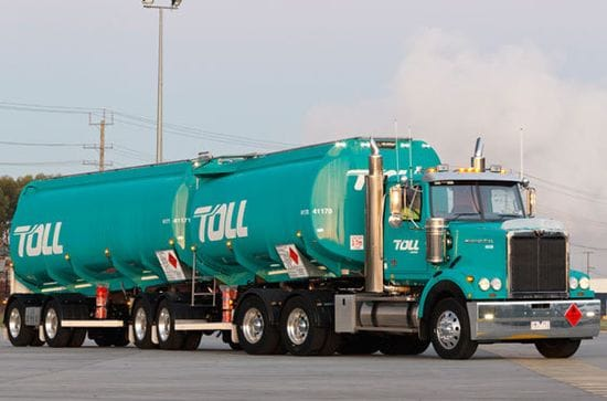 Toll North to pay almost $20,000 for dangerous goods breaches