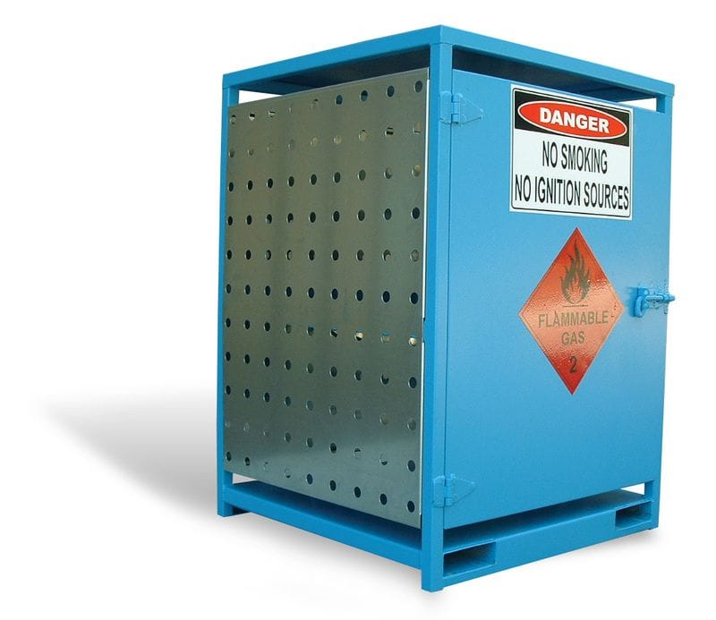 Safe and Compliant Gas Storage