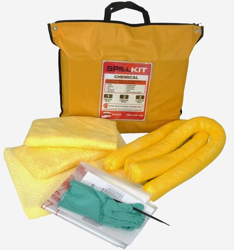 Why do you need a Vehicle Spill Kit?