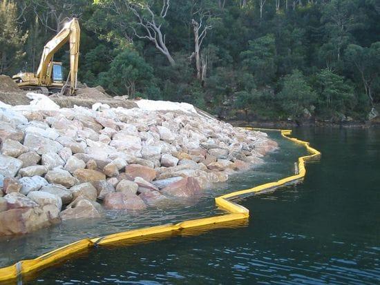 Turbidity Curtains: An Environmentally-Friendly Way to Prevent Marine Contamination