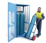 Gas Cylinder & Flammable Storage