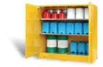 650L Heavy Duty Flammable Liquids Storage Cabinet
