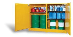 850L Heavy Duty Flammable Liquids Storage Cabinet