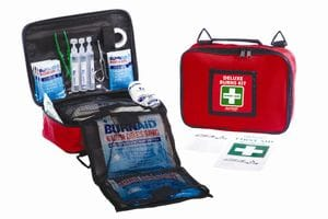 Burn Aid Kits
