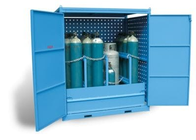 Single-Sided Security Gas Store 20