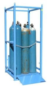 Dual Sided Access (Open Type) Gas Storage 6