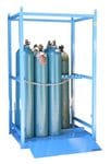 Dual Sided Access (Open Type) Gas Storage 8