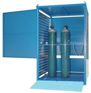 Dual Sided Access (Security Type) Gas Storage 8