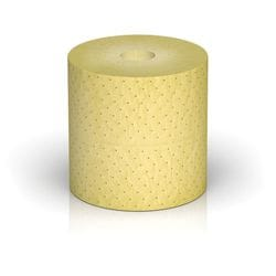 Hi-Vis Dimpled Sorbent Roll Small