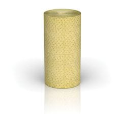 Hi-Vis Dimpled Sorbent Roll Large