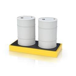 Polyethylene Work Floors