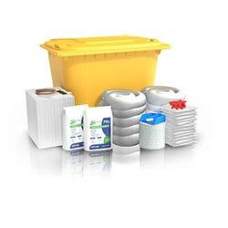 660 ltr Spill Kits