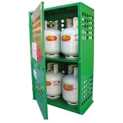 9kg Cylinder Storage