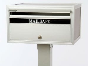 Mailsafe Mailbox Letterbox Melbourne APR2