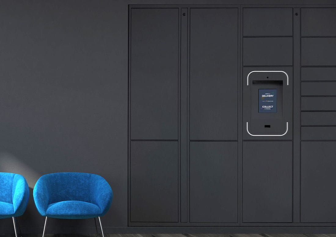 automated parcel lockers