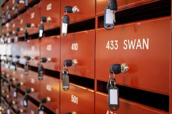 Mailsafe Mailbox letterbox Melbourne apartments