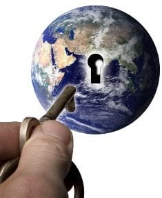 Your Key to The World
