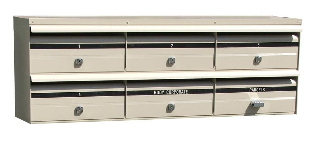 Commercial letterboxes QLD