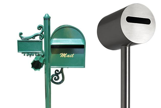 Domestic and residential letterboxes QLD