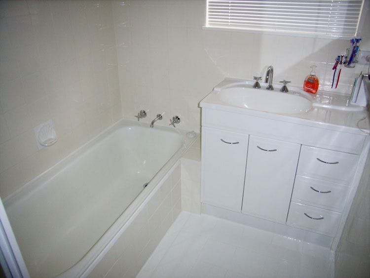 Bathtub Resurfacing Resurface Bath Bathroom Werx