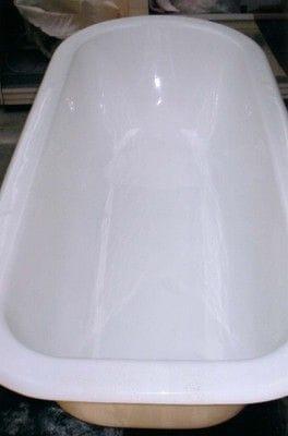 铸铁浴缸换肤前