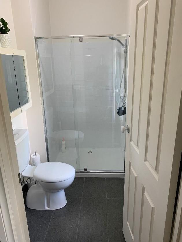 装修后的浴室