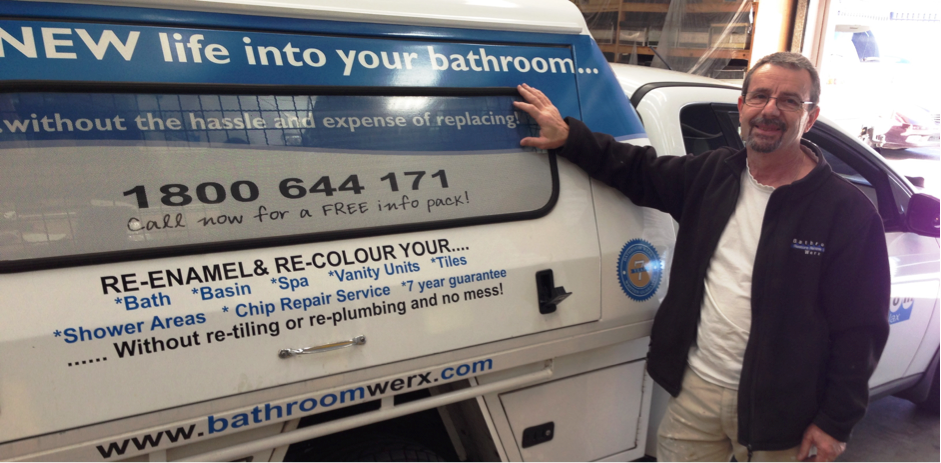 Bathroom Resurfacing Specialist Melbourne - Lou Schillacci