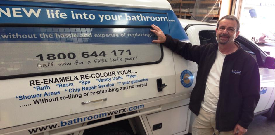 Lou Schillacci, Bath Renovation Technician | Bathroom Renovations Mornington Peninsula