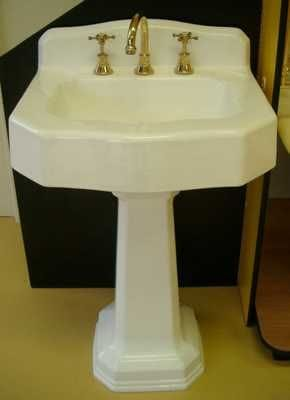 After Antique Wash Basin Restoration