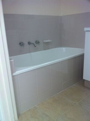 After bath refinishing | Bathroom Werx