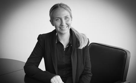 Chloe Buchanan, Graduate Lawyer of IP Partnership