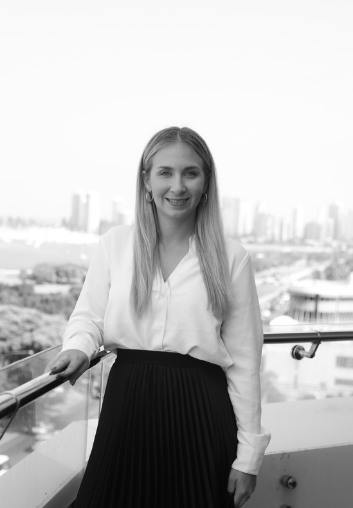 Lawyer Chloe Buchanan - LLB (Hons.) | IP Partnership | Our Team | Lawyers