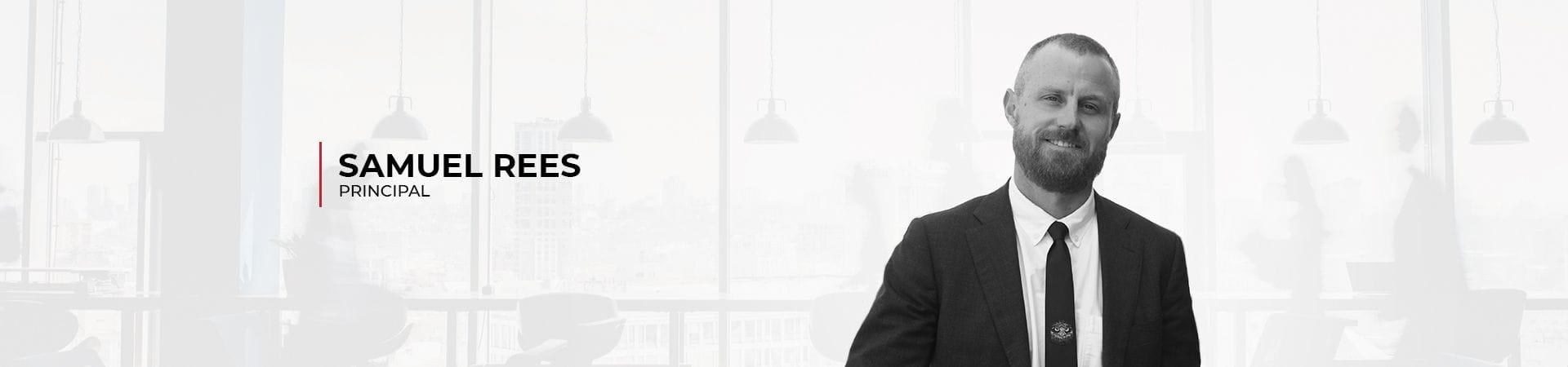 Lawyer Samuel Rees | IP Partnership | IP Specialists QLD