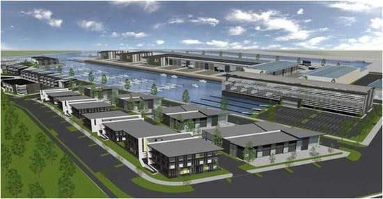 Can Do Newman approves $500m marine project