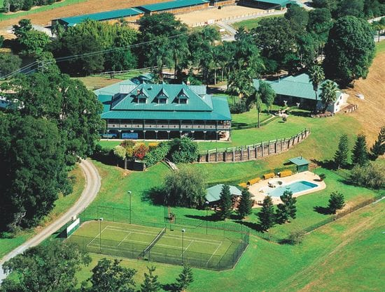 Melbourne Cup winner sells landmark estate