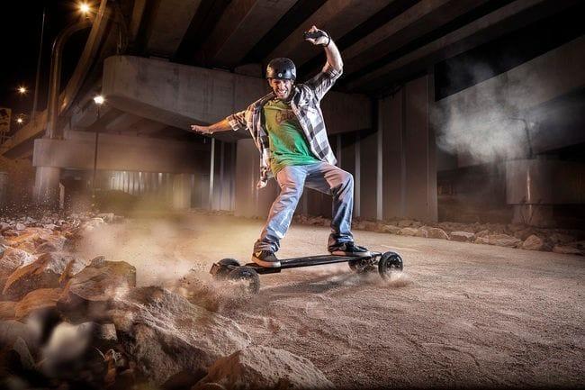 Evolve Skateboards collects Design honours