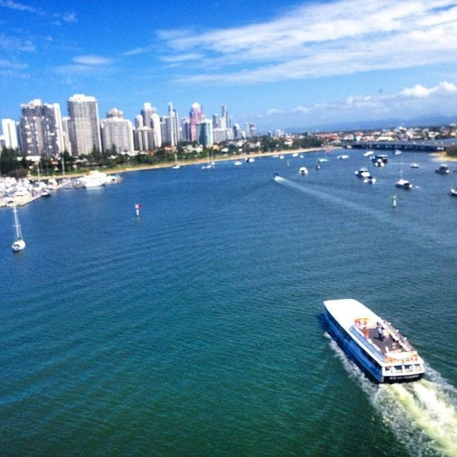 Crackdown will not slow Gold Coast market