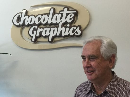 Chocolate Graphics tastes sweet global success