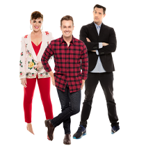 Grant joins the radio breakfast team at 2Day FM alongside Ed Kavalee and Em Rusciano