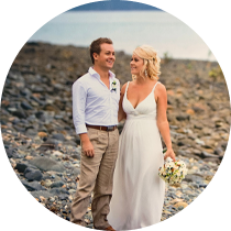 Grant Denyer & Cheryl Rogers Married at Hamilton Island