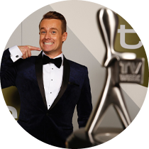 Grant's Family Feud wins Best Entertainment Logie