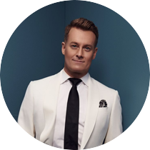 In 2020, Grant Denyer hosted Dancing With the Stars Season 2