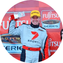 Grant secures his first 2 V8 Supercar victories in the Summit Fleet