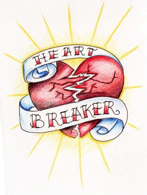 Don't Be A Heartbreaker!!