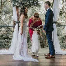 Liz Pforr Marriage celebrant  Photo Loui Hartland Photography