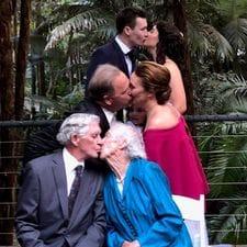 101 years of marriage + 4 generations Photo Zanon Pforr
