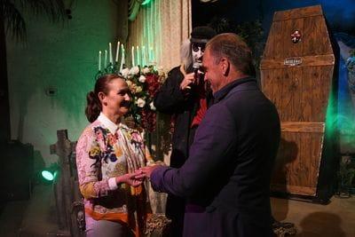 Renewal of Vows by Beetlejuice in Vegas