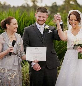 Gold Coast Liz Elegant Weddings Celebrant