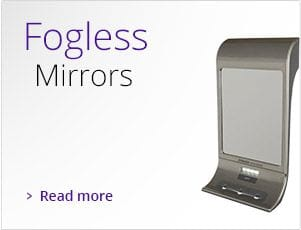My Health and Beauty Fogless Mirrors